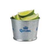 Corona Galvanised Metal Mini Lime Bucket