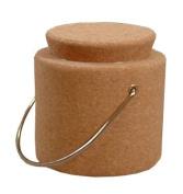 Cork Ice Bucket