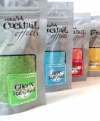 rokz Coloured Lime Margarita Salt, 4 pack