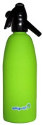 Whip-It 1-Litre Soda Syphon, Rubber Coated, Lime