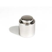 Outset Stainless Steel Wine Stopper with Lock