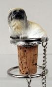 Pekingese Wine Bottle Stopper - DTB36