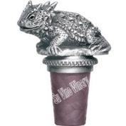 Horned Toad Bottle Stopper