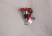 Carson Home Accents The Original Red Nek Faucet Wine Bottle Stopper