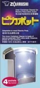 Zojirushi #CD-K03EJU Inner Container Cleaner for Electric Pots, 4 Packets