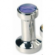 Blue 49mm Espresso Tamper Stainless Steel Coffee