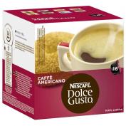 Nescafé Dolce Gusto Caffè Americano, 16 Capsules