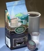 Green Mountain ~ DARK MAGIC ESPRESSO Whole Bean Coffee ~ 350ml Bag