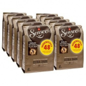 Senseo Extra Dark Coffee Pods 10 X 48-count Pods