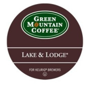 Green Mountain Lake & Lodge K-Cup For Keurig Brewers