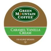 Green Mountain Caramel Vanilla Cream K-Cup For Keurig Brewers