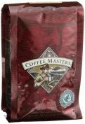 Coffee Masters Flavoured Coffee, Hawaiian Macadamia, Whole Bean, 350ml Bags