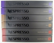 60 Nespresso Capsules Mixed Flavours New Mixed7