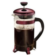 Epoca P Coffee Press 8 Cup Red (pcre-6408) -