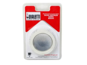 Bialetti Replacement Gaskets and filter Set, 9 Cup
