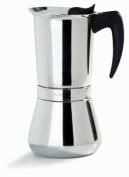 Vev Vigano Vespress Black Handle 12-cup Coffee Pot 8114