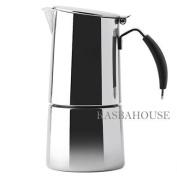 Ilsa Omnia Stovetop Espreso Maker 6 cup - Made in Italy