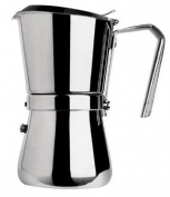 """Giannini """"Giannina"""" 6-espresso Cup Stovetop Espresso Maker"""