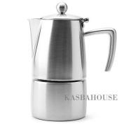 Slancio Stovetop Espresso Maker - 4 Cup - Made in Italy