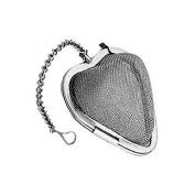 Heart Stainless Steel Mesh Tea Infuser - 5.1cm