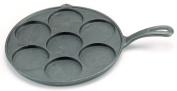 Norpro Cast Iron Plett Pan