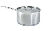 1.9l COMMERCIAL STAINLESS STEEL SAUCE PAN - NSF
