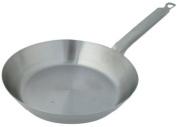 Johnson-Rose French Style Steel Fry Pan, 12-0.6cm x 1-1.9cm