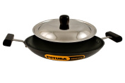 Futura Non-Stick Appachatty Breakfast Pan with Stainless Steel Lid