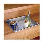 Stainless Steel Drop In Dry Sink - 13.5l