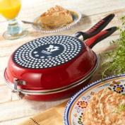 2-Piece Supreme Tortilla Espanola Pan - Non-stick