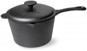 Old Mountain Pre Seasoned 1.9l Sauce Pan with Lid