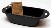 IWDSC 0166-10160 Old Mountain Cast Iron Preseasoned Loaf Pan