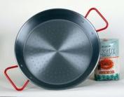 Paella Pan, Steel ( 32 cm )