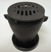Mini Hibachi for use with Sterno #Hib-01