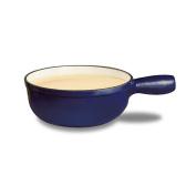 Swissmar F65005 Lugano 1.4l Cheese Fondue Pot, Deep Blue