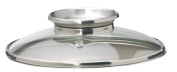Pensofal 07PEN9361 Glass Cookware Lid with Stainless Steel Aroma Knob, 17.8cm
