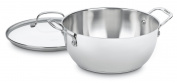 Cuisinart 755-26GD Chef's Classic Stainless 5.2l Multi-Purpose Pot with Glass Cover