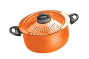 Bialetti Trends 4.7l Pasta Pot, Orange