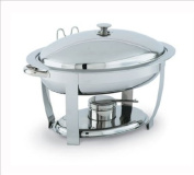 Vollrath Orion Small Oval Mirror Finish S/S 3.8l Lift-Off Chafer
