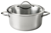 Calphalon Contemporary Stainless 6.2l Soup Pot with Glass Lid