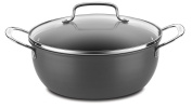 Cuisinart 650-26CP Chef's Classic Nonstick Hard-Anodized 4.7l Chilli Pot with Cover