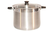 Concord 28.4l Stainless Steel Tri-ply Bottom Stockpot Cookware