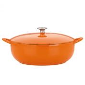 Mario Batali by Dansk Classic 7.1l. Stew Pot - Persimmon