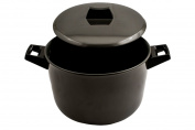 Hawkins/Futura L65 Hard Anodised Cook and Serve Stewpot/Bowl, 5-Litre
