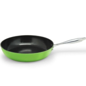 Evergreen 24.1cm Fry Pan with Non-Stick Ceramic Coating