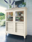 Paula Deen Home The Bag Lady's Cabinet, Linen