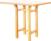Greenington Tulip Counter Height Table in Classic Bamboo - Caramelised