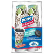 Dixie Perfectouch Hot Cups - 590ml/100 Ct.