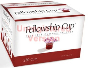 Communion-Set-Fellowship Cup Juice/Wafer-250 Sets