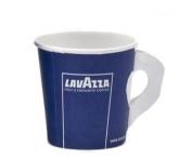 Lavazza - 120ml Espresso Cups (Paper) with Handles